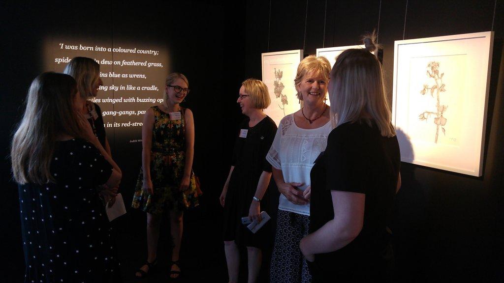 Reminiscene - Fiona Rafferty and Curators in Space, Judith Wright Centre, Brisbane